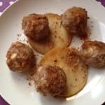 豚のブーレット りんごとカラメルビスケットの風味×南アのシュナンブラン
