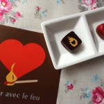 Bonbons au chocolat(Jean Paul Hevin)×ヴィンテージポート
