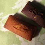 フィナンシェ(noix de beurre)×プイィ・フュメ、ショコラ・フィナンシェnoix de beurre)×ブルゴーニュ・ルージュ