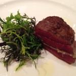 """ローヌギャング・ディナー(Restaurant-I)×ヴィオニエ""""KEISUKE""""、コート・デュ・ローヌの白、コート・デュ・ローヌの赤、ヴァントゥーの赤"""