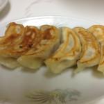 ラム肉餃子(味坊)×ラングドックの赤