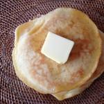 ベーシックパンケーキ×ブランデースプリッツァー
