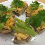 【コンテレシピ】卵とアスパラのタルティーヌ×ブルゴーニュのシャルドネ