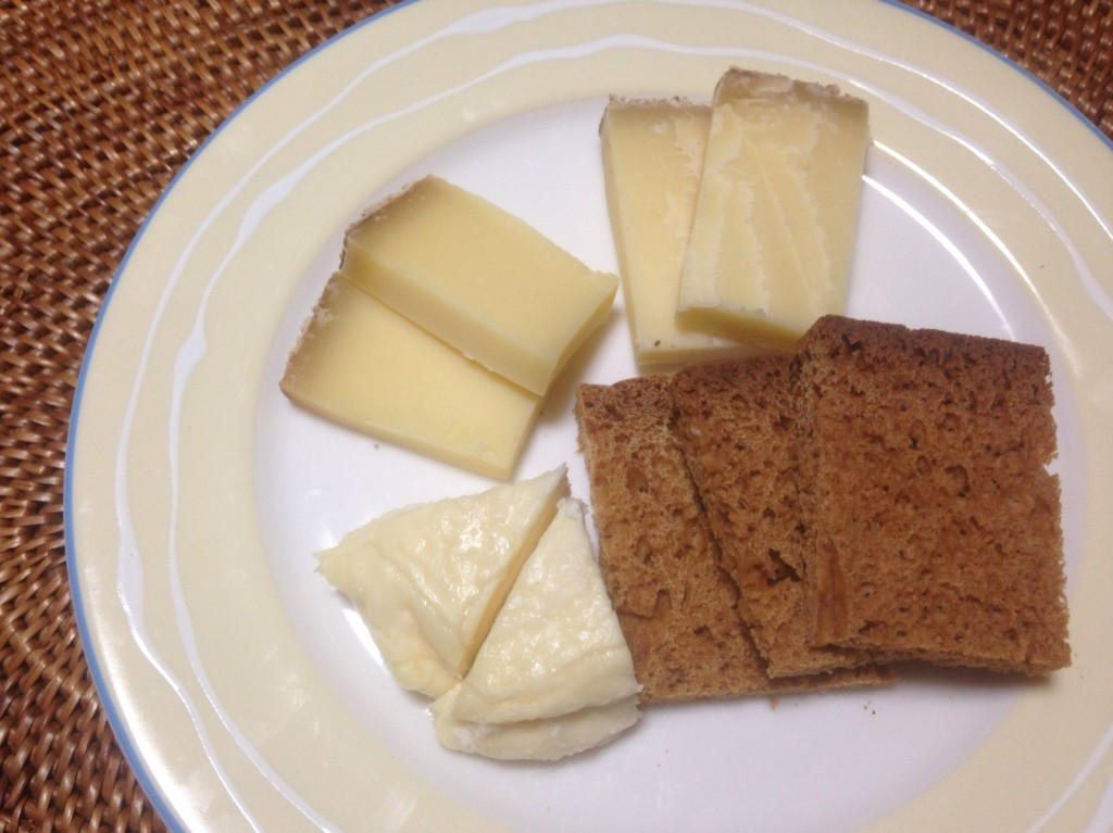 チーズ&パンデピス