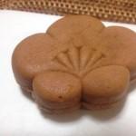 紅梅饅頭(紅梅苑)×ブルゴーニュの赤