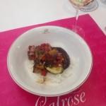 【レシピブログ】カル・ボウル3種(カリフォルニア生まれの新食感ライス『カルローズ』特別試食会)×カリフォルニアのシャルドネ