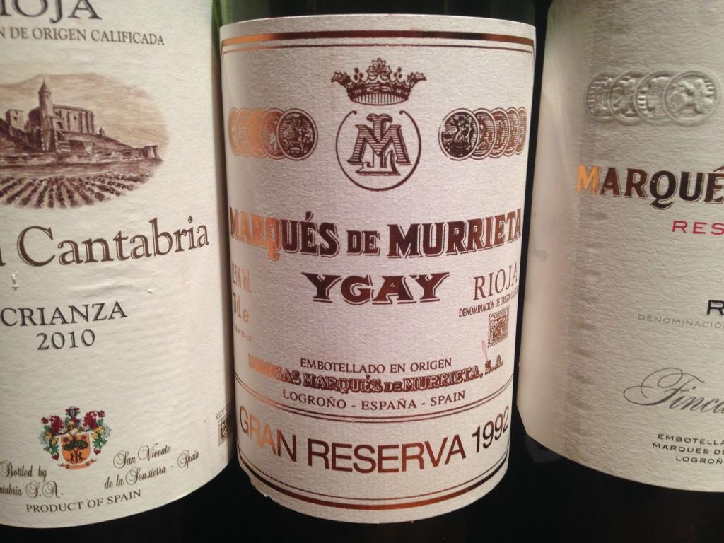 1992 Marques de Murrieta Ygay Gran Reserva