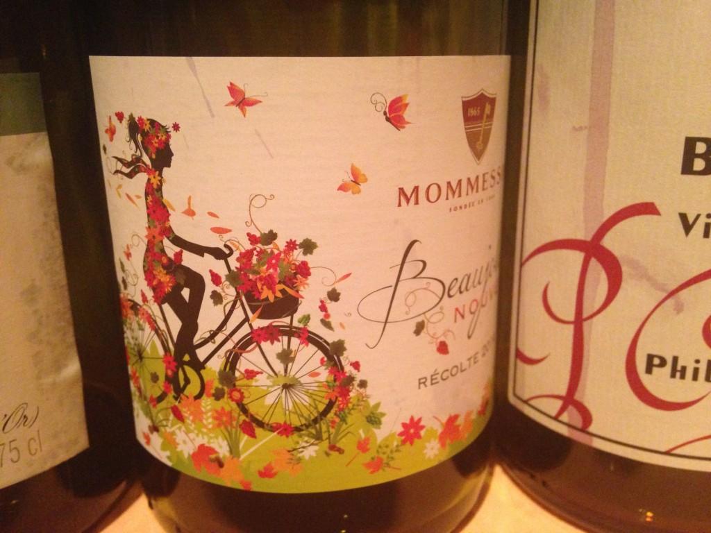 2014 Beaujolais Nouveau Mommessin
