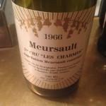 【満月ワイン会】第五夜「1966年って何の年?」