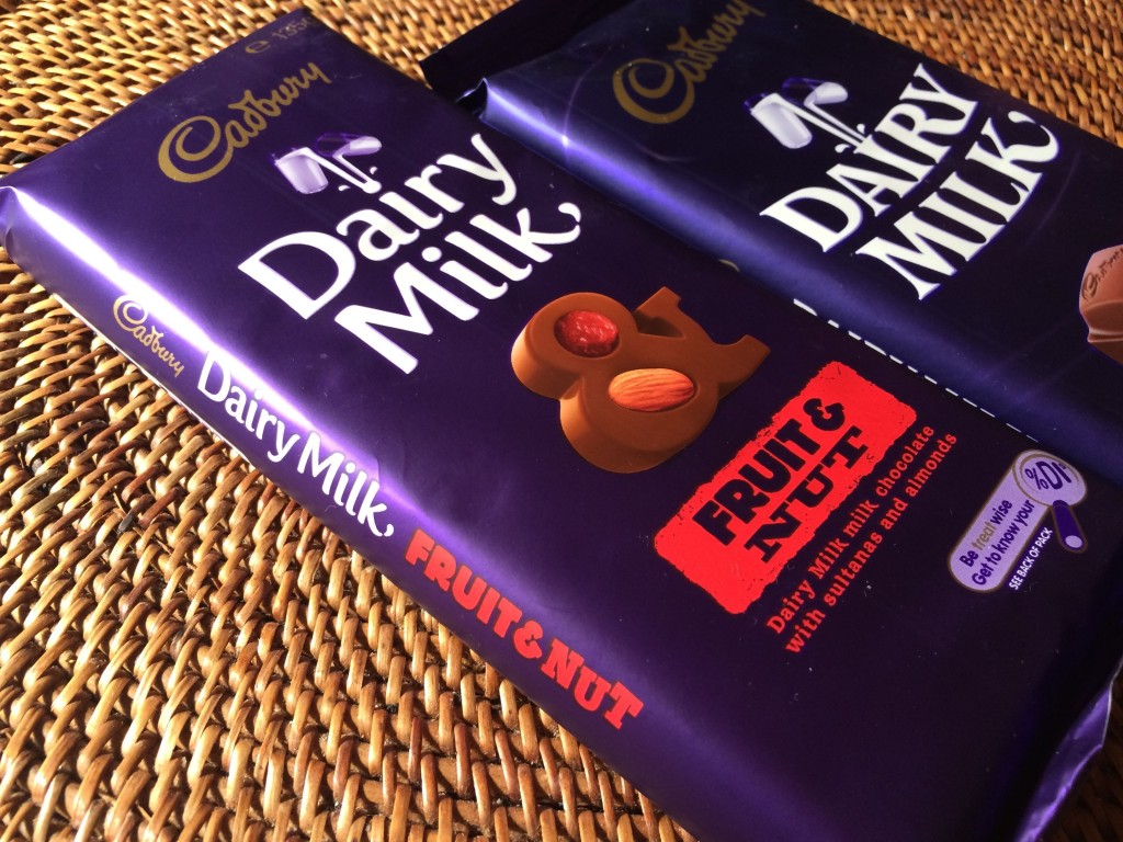 Cadbury Daily Milk