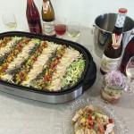 【レシピブログ】オトナ女子のための楽しく学ぶサントリーワインイベント~第1回 ドイツの代表的な白ワイン「マドンナ」~