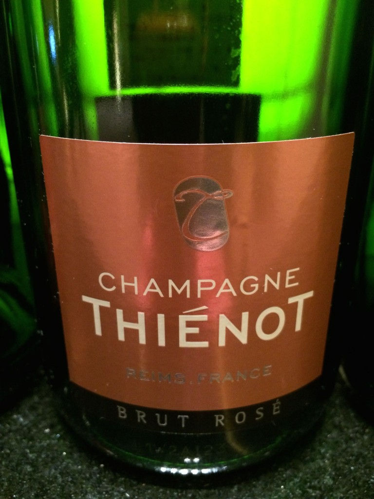 Champagne Thienot Rose