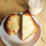 【レシピブログ】なんちゃってクロックムッシュ×アイス豆乳チャイ