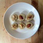 【レシピブログ】酒飲みのクッキー(ミントとナッツ)×ロワールのソーヴィニヨンブラン