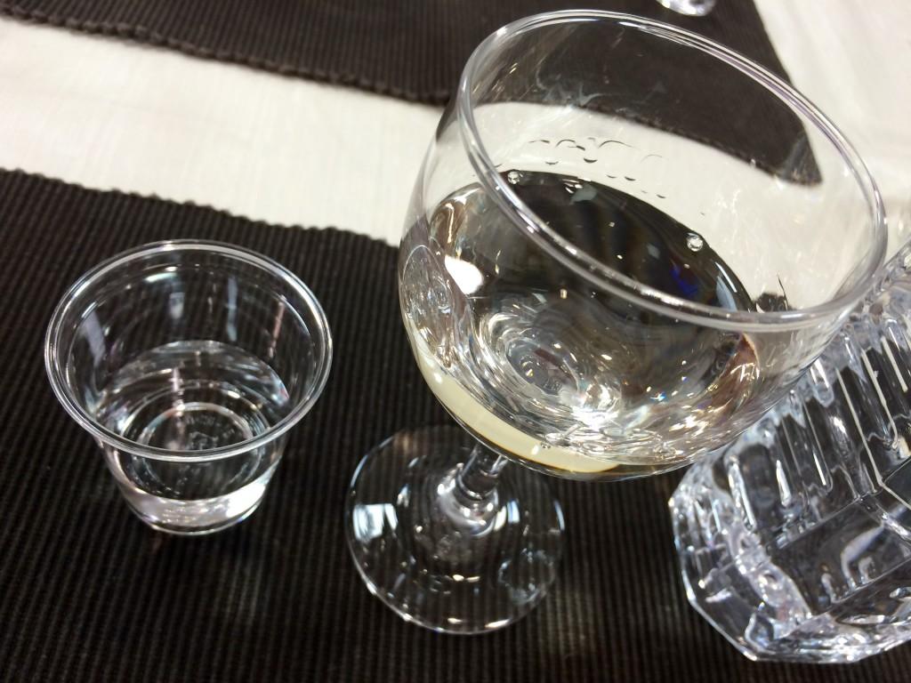 純米酒 VS 薫り華やぐ純米酒