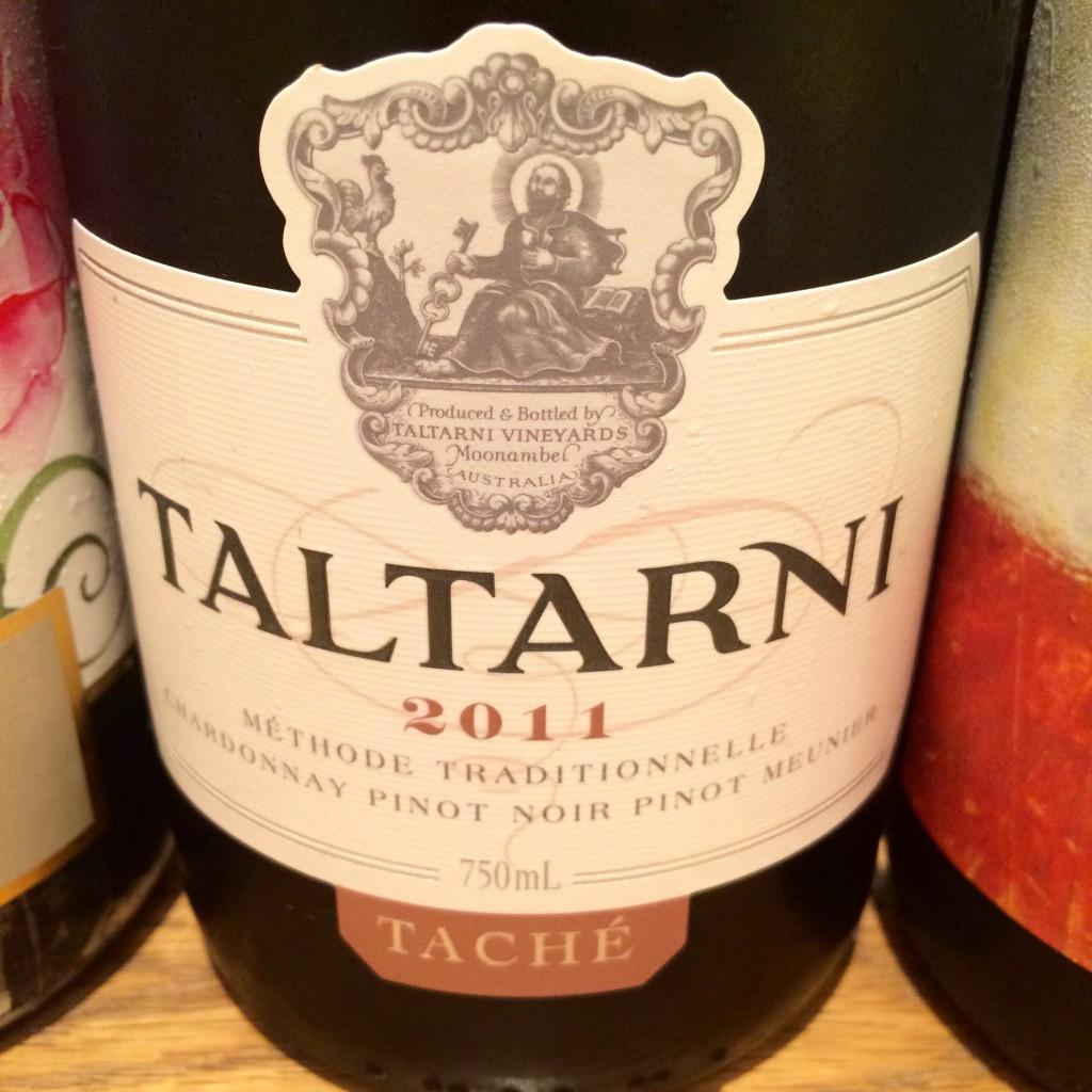 2011 Brut Tache Taltarni