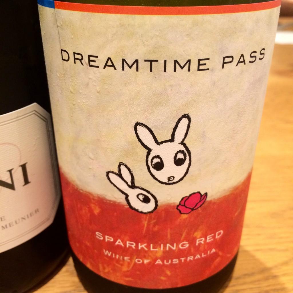 N.V. Sparkling Red Dreamtime Pass