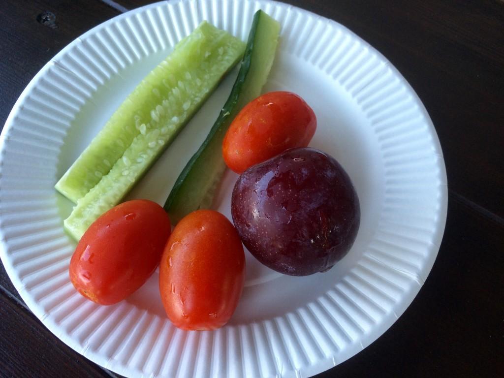 赤松家の野菜