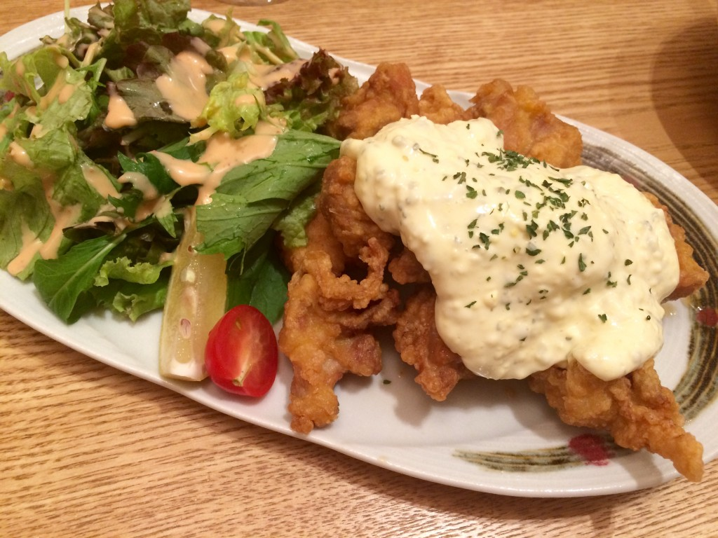薩摩赤鶏チキン南蛮