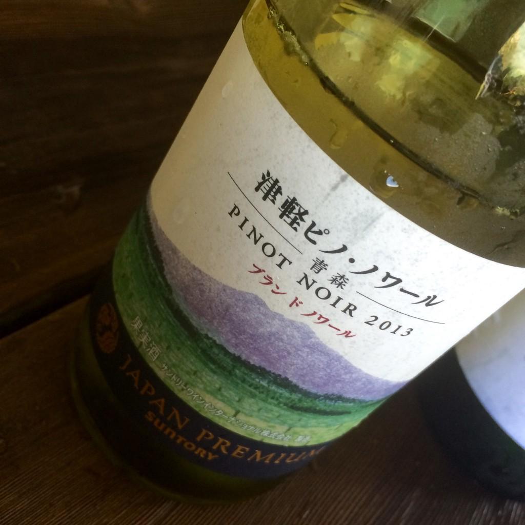 2011 津軽ピノ・ノワール ブランドノワール