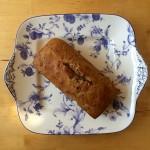 【レシピブログ】栗のスパイスケーキ × 甘口のワイン