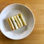 【レシピブログ】ねぎのマリネ × チリのシャルドネ