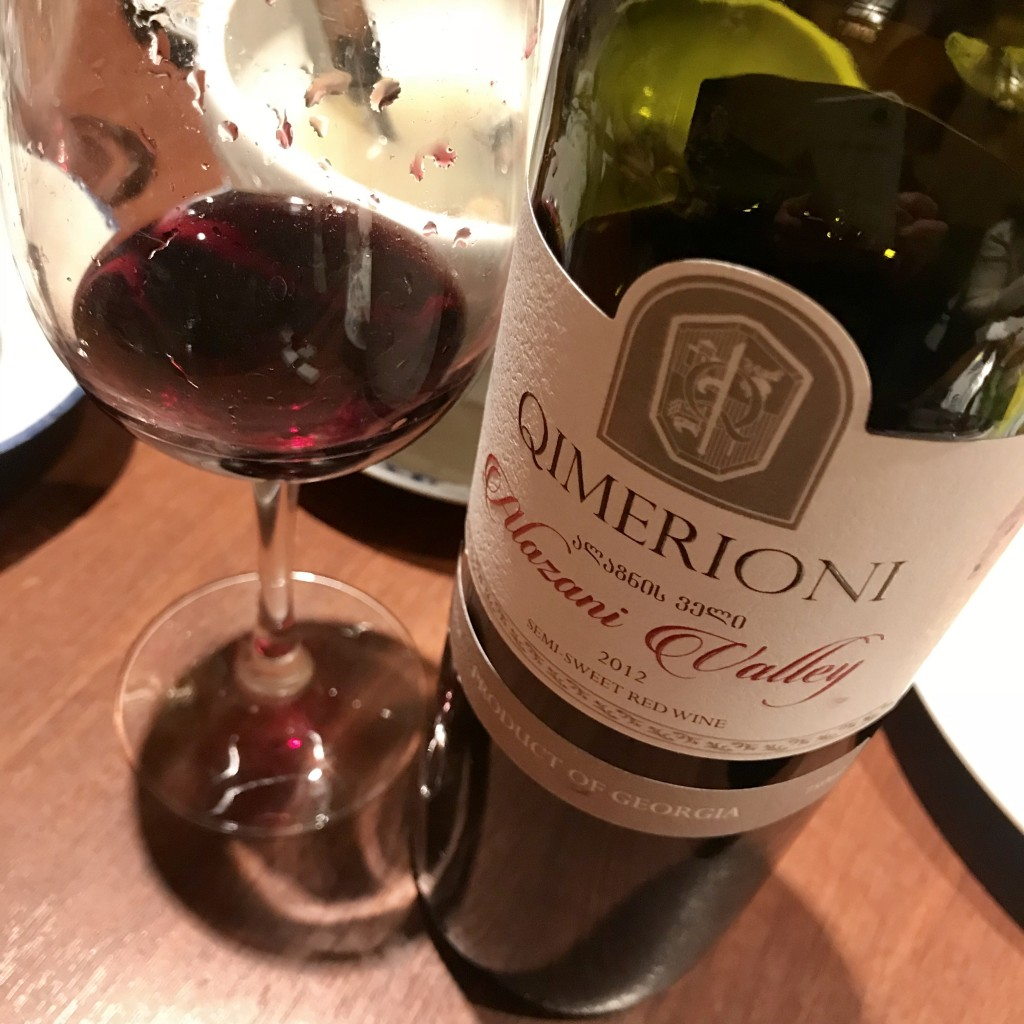 QIMERIONI Alazani Valley Red 2012