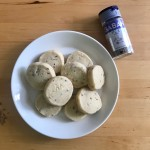 【レシピブログ】酒飲みのクッキー(アニス) × チリの赤