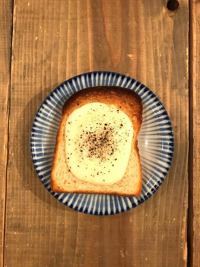 大人のチーズトースト