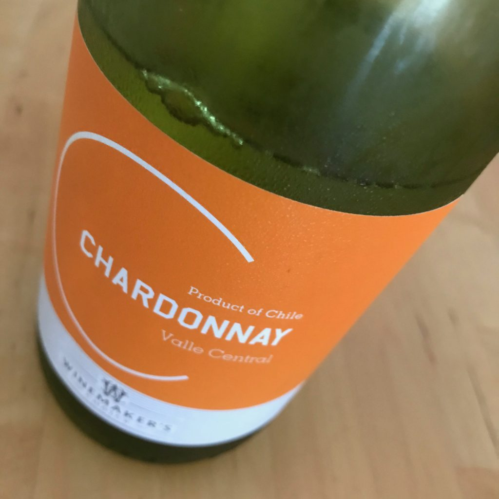 Winemaker's Choice Chardonnay 2018