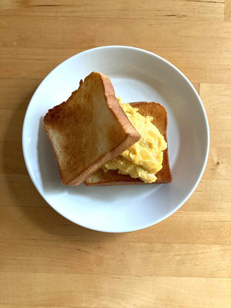 モーニング卵サンド